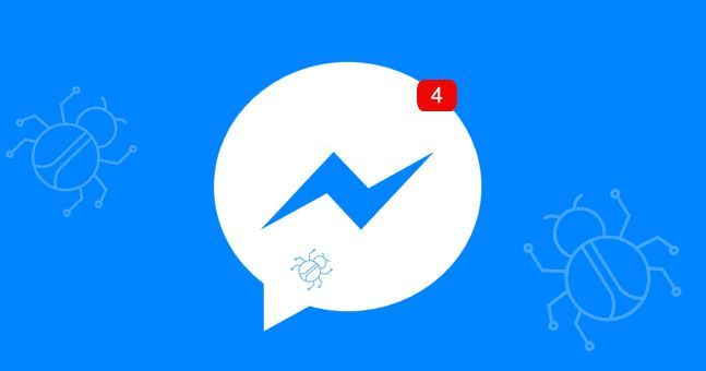 Beware of a new virus being spreading through Facebook Messenger