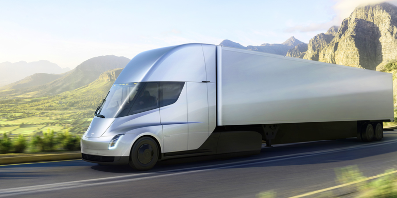Tesla is at it again – this time disrupting the trucking industry