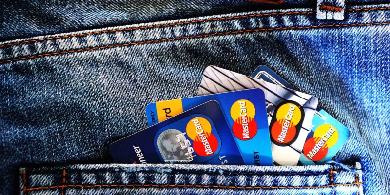Credit card fraud is growing