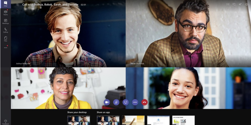 A new way to communicate and collaborate - Microsoft Teams