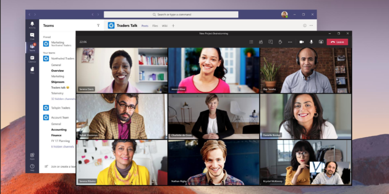 Microsoft Teams Features Update