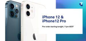 Telstra 5G iPhone